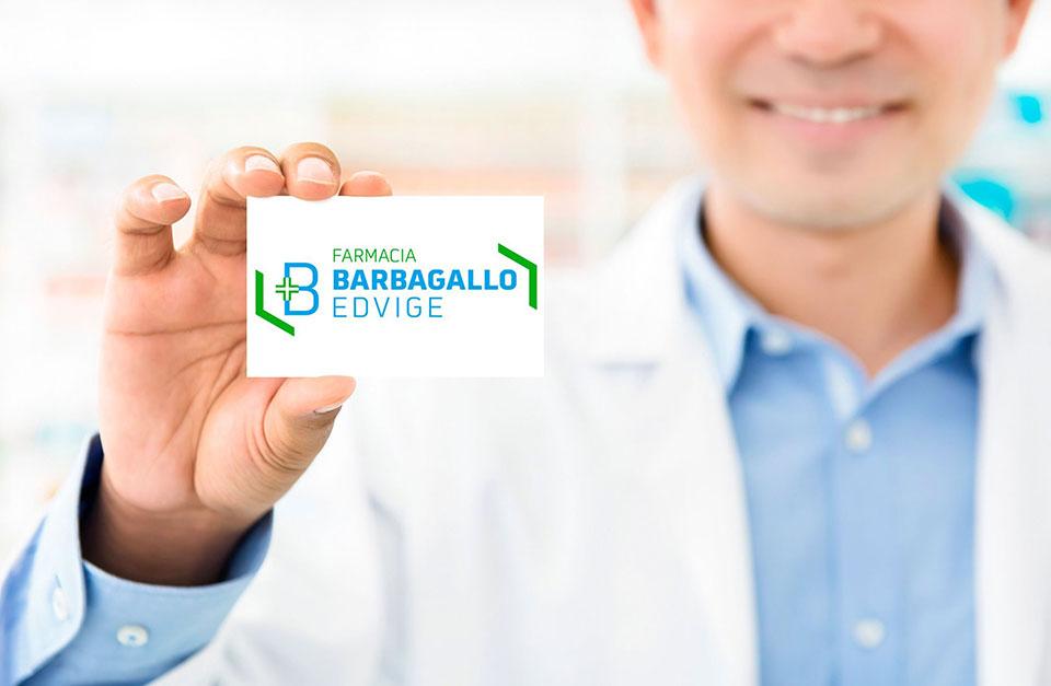 Carta Fedeltà Farmacia Barbagallo Carmiano