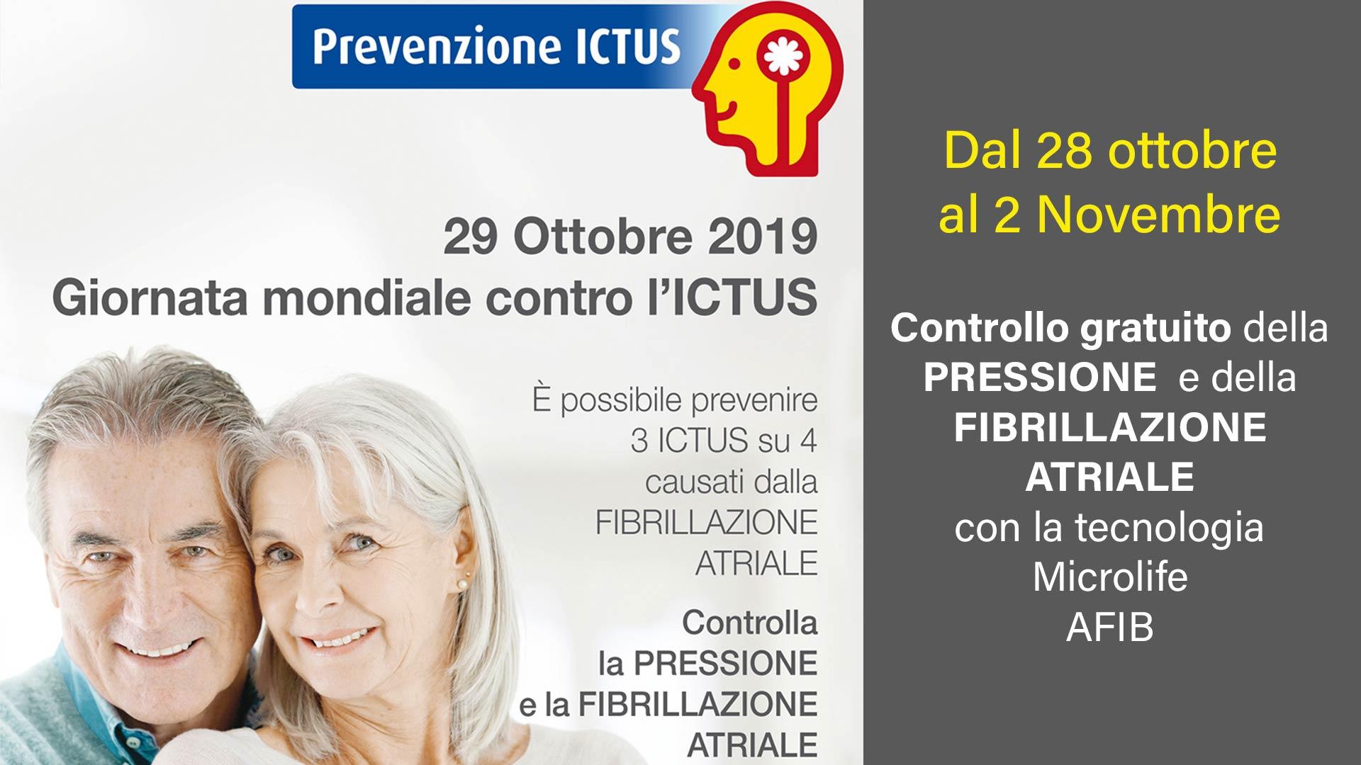 World Stroke Day, la giornata Mondiale contro l'ICTUS